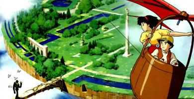 宫崎骏经典动画---《天空之城》解读