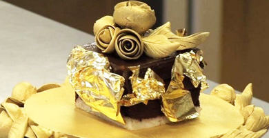 世界上最贵甜品,让人难以想象