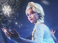 【COS】冰雪奇缘-艾莎